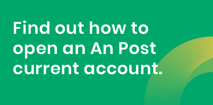 Don't have An Post Smart Account? Find out how to open an account'