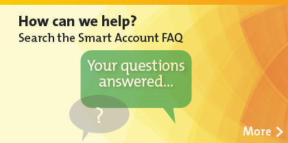 How can we help? Search the Smart Account FAQ